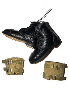 DID British Paratrooper Boots (Roy)