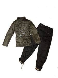 DML Jurgen Kleinheinz Uniform (Read Notes)